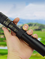 cheap -10-300 X 25 mm Monocular Roof Waterproof High Definition Easy Carrying Zoom Fully Multi-coated BAK4 Hiking Camping / Hiking / Caving Traveling