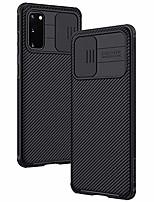 cheap -samsung galaxy s20 case with camera cover, camshield pro series case with slide camera cover, slim stylish protective case for samsung galaxy s20 / s20 5g (s20/s20 5g)