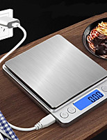 cheap -0.01g-500g Mini Electronic Kitchen Scale Precision Cooking Postal Food Diet Scale Baking Measure Tools