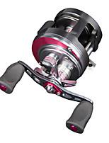 cheap -Fishing Reel Drum Reel 4.7:1 Gear Ratio+8 Ball Bearings Sea Fishing / Bait Casting / Freshwater Fishing / Trolling & Boat Fishing / Hand Orientation Exchangable