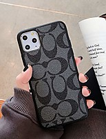 cheap -co tpu shockproof hybrid slim full body protective tpu x pu leather case for apple iphone (black, iphone 11 pro)