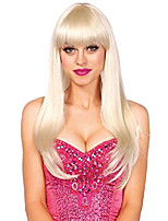 cheap -women's long wig, blond, one size
