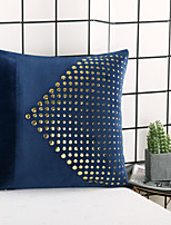 cheap -Luxurious Rivet European Style Home Office Simplicity Triangle Pillow Case Cover Living Room Bedroom Sofa Cushion Cover