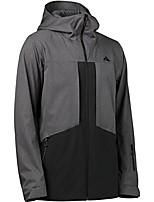 cheap -ozone insulated ski jacket mens heather grey