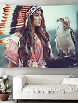 cheap -Wall Tapestry Art Decor Blanket Curtain Picnic Tablecloth Hanging Home Bedroom Living Room Dorm Decoration Polyester Indians