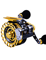 cheap -Fishing Reel Ice Fishing Reels 2.6:1 Gear Ratio+8 Ball Bearings Ice Fishing / Bass Fishing / Right-handed / Left-handed