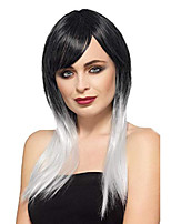 cheap -deluxe ombre wig