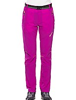 cheap -women's outdoor quick dry breathable lightweight hiking fishing camping saturday traveling zip off cargo work pant l rose purple