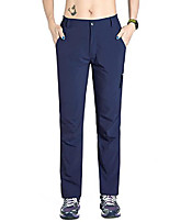 cheap -women's outdoor active quick dry water resitant cargo pants blue 34w x 30l