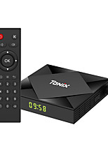 cheap -Smart TV Box Android 10 Tanix TX6S 4GB 32GB 8K x 4K 1080P Media Player H616 Quad Core CPU TX 6S Android 10.0 Set Top Box