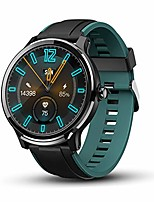 """cheap -smart watch, fitness tracker with 1.3"""" full touch screen, gps android smartwatch with sleep monitor, ip68 daily waterproof, compatible with android and ios for women and men"""