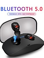 cheap -8 Wireless Earbuds TWS Headphones Bluetooth5.0 Stereo with Microphone with Volume Control with Charging Box for Sport Fitness