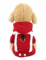 cheap -knitted pet winter clothes dog hoodies coats cat hooded jackets sweatshirts