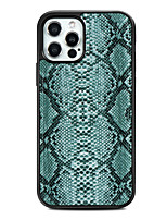 cheap -Case For Apple iPhone 12 / iPhone 12 Pro Max / iPhone 12 Pro Shockproof / Embossed / Magnetic Back Cover Solid Colored TPU