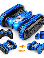 cheap -RC Car 2.4G Buggy (Off-road) / Monster Truck Titanfoot / Stunt Car 1:24 Rechargeable / 360° Rotation / Remote Control / RC