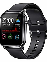 "cheap -smart watch, fitness tracker with 1.4"" touch screen, activity tracker with blood oxygen monitor, step counter with locus tracking map, sport watch with heart rate monitor for women and men"