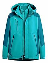 cheap -windproof rain tactical jacket,women waterproof hoodie detachable breathable sport outdoor coat jacket blue