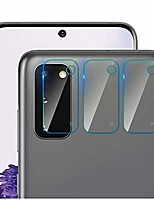 cheap -[3 pack] camera lens protector compatible with galaxy s20, ultra thin scratch resistant tempered glass rear camera screen protector film comaptible with samsung galaxy s20 6.2 inch (3 pack)