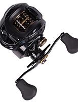 cheap -Fishing Reel Baitcasting Reel 7.1:1 Gear Ratio+16 Ball Bearings Bait Casting / Freshwater Fishing / Lure Fishing / Right-handed / Left-handed