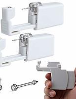 cheap -ear piercing gun - combofix 3pcs disposable safety ear piercing gun with built-in ear stud, piercing kit for piercing supplies, piercing gun assistant and piercing tool