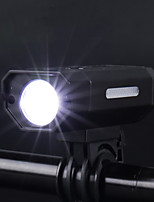 cheap -LED Bike Light Front Bike Light Bicycle Cycling Waterproof Super Bright Durable Rechargeable Lithium-ion Battery 500 lm USB Everyday Use Cycling / Bike / Aluminum Alloy