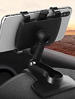cheap -Car Mount Stand Holder Dashboard / Anti-slip Mat Buckle Type / 360°Rotation ABS Holder