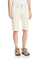 cheap -women's panorama shorts, creme, size 12