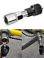 cheap -pedal crankset bottom bracket removal bike crank puller bicycle repair tools