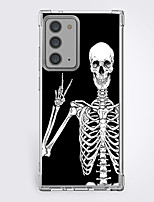 cheap -Skull Case For Samsung S20 Plus S20 Ultra S20 Unique Design Protective Case Shockproof Back Cover TPU