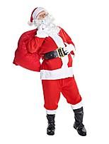 cheap -mens santa claus costume father christmas suit for men festive outfit - x-large