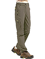cheap -women& #39;s athletic convertible cargo durable trousers,quick drying pants lightweight outdoor shorts hiking travel camping #6601f khaki-3xl 37-38