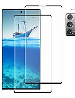 "cheap -2 pack galaxy note 20 ultra screen protector + 1 pack camera lens protector,for galaxy note 20 ultra 5g 6.9"", [compatible fingerprint][anti-scratch] [bubble-free] hd clear tempered glass film"