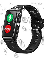 cheap -Water-resistant Smart Wristband Support SOS/2G SIM-card/Smart fence/GPS