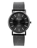 cheap -Women's Quartz Watches Quartz Stylish Fashion Adorable Analog Rose Gold White / Black Black / One Year