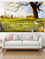 cheap -Wall Tapestry Art Decor Blanket Curtain Picnic Tablecloth Hanging Home Bedroom Living Room Dorm Decoration Polyester Landscape Modern Flower And Bird Tree