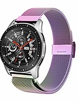 cheap -22mm nylon watch bands compatible for samsung galaxy watch 46mm/gear s3 classic/frontier/huawei watch 2classic/gt/gt 2/fossil gen 5 quick release replacement sports straps