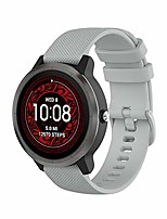 cheap -20mm width band for samsung galaxy watch active 2/gear sport/s2,quick replace wrist strap for amazfit bip/ticwatch e/gizmowatch/vivomove 3/polar ignite/p68/p70