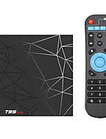 cheap -2+16GB 2020 Smart TV Box Android 9 4GB 12GB T95 Max TVBOX Allwinner H6 Quad Core 6K HDR 2.4GHz Wifi T95MAX Android TV Set Top Box