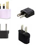 cheap -European Euro EU US AU Converter UK 3Pin Power Socket Travel Plug Adapter Converter Wall Charger Adapter Connector