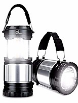 cheap -portable lantern led lamp light outdoor solar powered camping lights rechargeable flashlight torch for camping hiking tent us plug