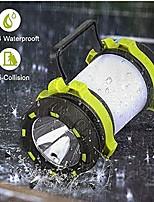 cheap -camping lantern, 6 in 1 multifunctional camping light spotlight as emergency power bank, rechargeable led lantern ipx4 waterproof 1000lm lantern flashlights, 4000mah long running