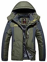 cheap -outwear winter jacket men thick warm windproof coat casual coat army green xxxl