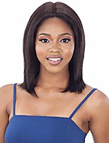 cheap -modelmodel virgin human hair lace front wig galleria-st14 (natural)