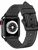 cheap -watch bands compatible with apple watch straps 42mmmm 44mm,men/women genuine leather with silicone hybrid design comfortable strap compatible with apple watch series 4/3/2/1 42mm 44mm