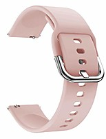 cheap -lgq soft silicone wrist strap sports watch band replacement for xiao-mi hua-mi amazfit bip smart watch bracelet ,20mm