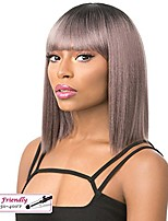 cheap -synthetic wig - sugar song (#heather grey)