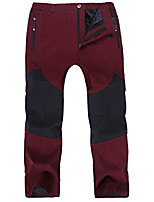 cheap -women's outdoor lightweight quick dry waterproof hiking mountain pants small wine(01b)