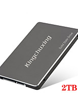 cheap -Kingchuxing SSD 2TB Ssd hard drive SATA3 2TB Solid State Drive for PC Laptop Computer