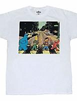 cheap -abbey road t-shirt-large