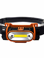 cheap -(r) lt008 motion sensor headlamp led rechargeable all perspective waterproof for fishing hunting night running hiking camping jogging dog walking outdoor sports adjustable strap batteries
